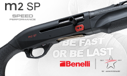 Banner Benelli Small M2 SP