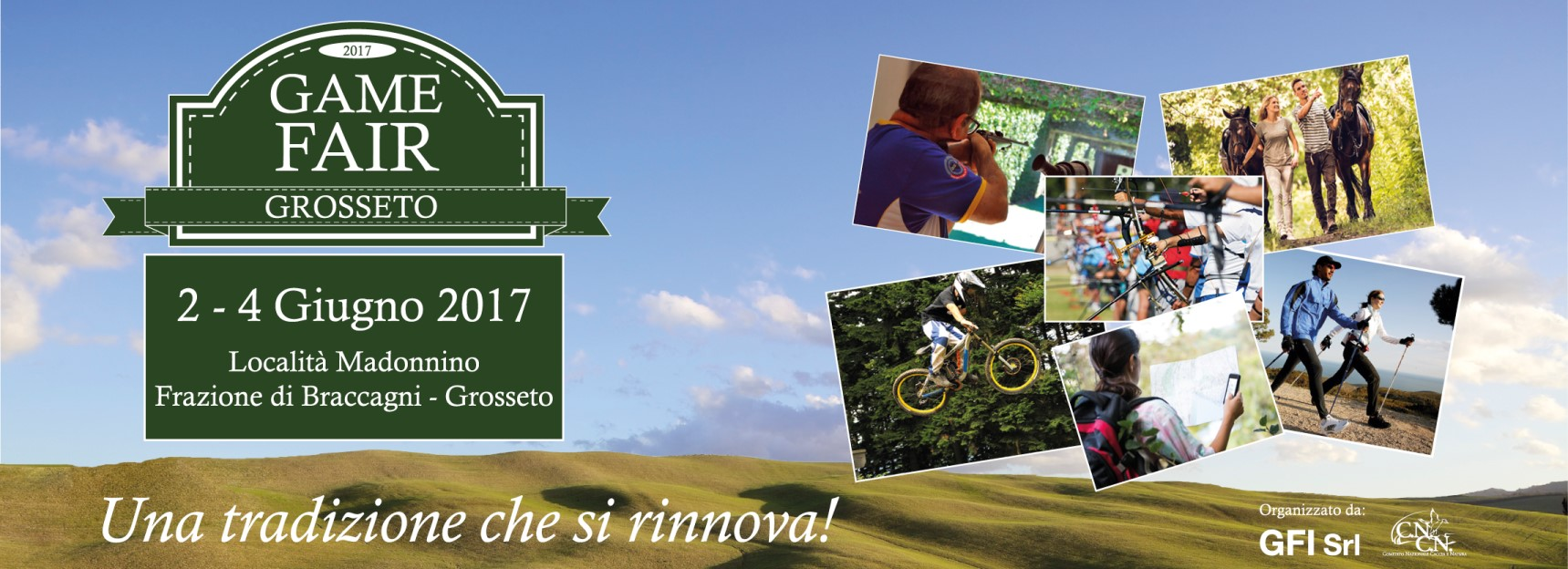 Game Fair Grosseto 2017