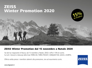 ZEISS WINTER PROMOTION 2020